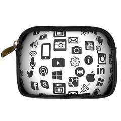 Icon Ball Logo Google Networking Digital Camera Cases by Nexatart
