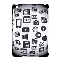 Icon Ball Logo Google Networking Apple Ipad Mini Hardshell Case (compatible With Smart Cover) by Nexatart
