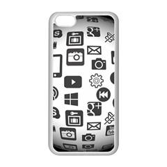 Icon Ball Logo Google Networking Apple Iphone 5c Seamless Case (white) by Nexatart
