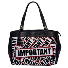 Important Stamp Imprint Office Handbags by Nexatart