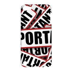 Important Stamp Imprint Apple Ipod Touch 5 Hardshell Case