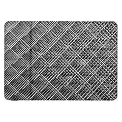 Grid Wire Mesh Stainless Rods Samsung Galaxy Tab 8 9  P7300 Flip Case by Nexatart