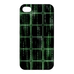 Matrix Earth Global International Apple Iphone 4/4s Premium Hardshell Case by Nexatart