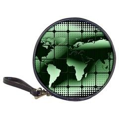 Matrix Earth Global International Classic 20 Cd Wallets by Nexatart