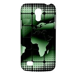 Matrix Earth Global International Galaxy S4 Mini by Nexatart