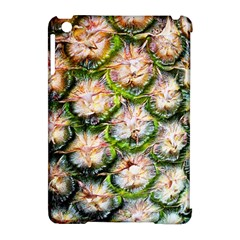 Pineapple Texture Macro Pattern Apple Ipad Mini Hardshell Case (compatible With Smart Cover) by Nexatart