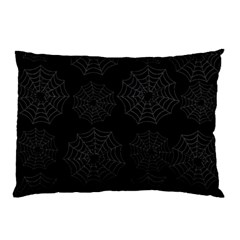 Spider Web Pillow Case (two Sides) by Valentinaart