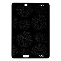 Spider Web Amazon Kindle Fire Hd (2013) Hardshell Case by Valentinaart