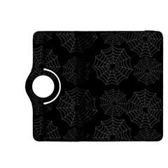 Spider Web Kindle Fire Hdx 8 9  Flip 360 Case by Valentinaart
