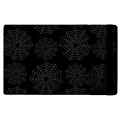 Spider Web Apple Ipad Pro 12 9   Flip Case by Valentinaart