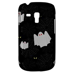 Spider Web And Ghosts Pattern Galaxy S3 Mini by Valentinaart