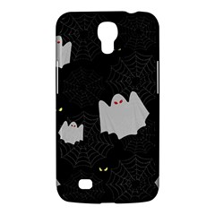 Spider Web And Ghosts Pattern Samsung Galaxy Mega 6 3  I9200 Hardshell Case by Valentinaart