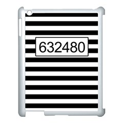 Prison  Apple Ipad 3/4 Case (white) by Valentinaart