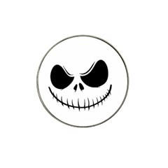 Halloween Hat Clip Ball Marker by Valentinaart