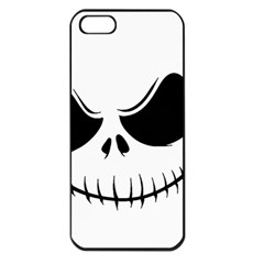 Halloween Apple Iphone 5 Seamless Case (black) by Valentinaart