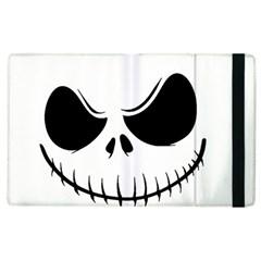 Halloween Apple Ipad 3/4 Flip Case by Valentinaart