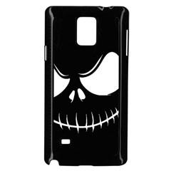 Halloween Samsung Galaxy Note 4 Case (black) by Valentinaart