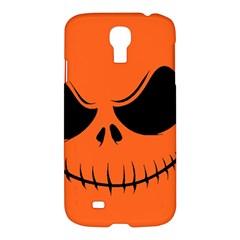 Halloween Samsung Galaxy S4 I9500/i9505 Hardshell Case by Valentinaart