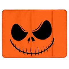 Halloween Samsung Galaxy Tab 7  P1000 Flip Case by Valentinaart