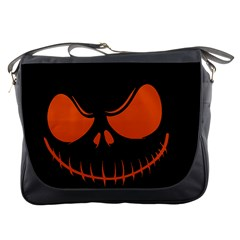 Halloween Messenger Bags by Valentinaart