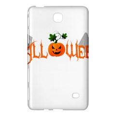 Halloween Samsung Galaxy Tab 4 (8 ) Hardshell Case  by Valentinaart