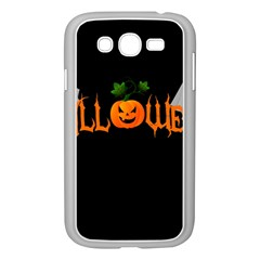 Halloween Samsung Galaxy Grand Duos I9082 Case (white) by Valentinaart