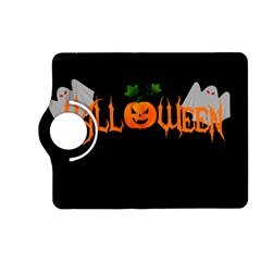 Halloween Kindle Fire Hd (2013) Flip 360 Case by Valentinaart