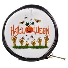 Halloween Mini Makeup Bags by Valentinaart