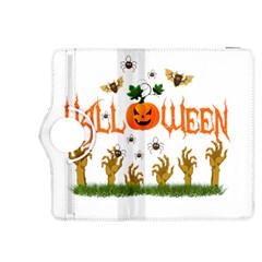 Halloween Kindle Fire Hdx 8 9  Flip 360 Case by Valentinaart