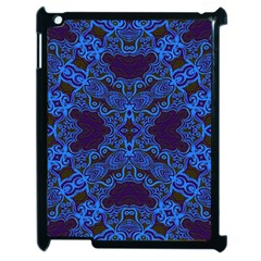 Plutonium Circuit Apple Ipad 2 Case (black) by MRTACPANS