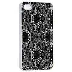 Alter Spaces Apple Iphone 4/4s Seamless Case (white) by MRTACPANS