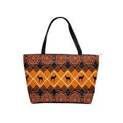 Traditiona  Patterns And African Patterns Shoulder Handbags by Onesevenart
