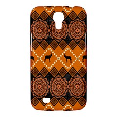 Traditiona  Patterns And African Patterns Samsung Galaxy Mega 6 3  I9200 Hardshell Case by Onesevenart