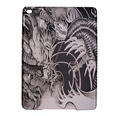 Chinese Dragon Tattoo Ipad Air 2 Hardshell Cases by Onesevenart