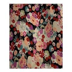 Japanese Ethnic Pattern Shower Curtain 60  X 72  (medium)  by Onesevenart