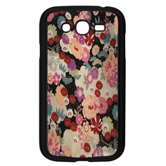 Japanese Ethnic Pattern Samsung Galaxy Grand Duos I9082 Case (black) by Onesevenart