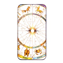 Zodiac  Institute Of Vedic Astrology Apple Iphone 4/4s Seamless Case (black) by Onesevenart