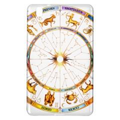 Zodiac  Institute Of Vedic Astrology Samsung Galaxy Tab Pro 8 4 Hardshell Case by Onesevenart