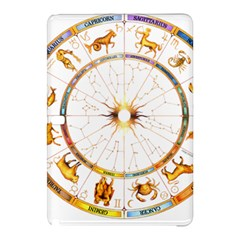 Zodiac  Institute Of Vedic Astrology Samsung Galaxy Tab Pro 12 2 Hardshell Case by Onesevenart
