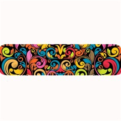 Art Traditional Pattern Large Bar Mats