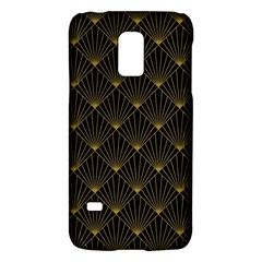 Abstract Stripes Pattern Galaxy S5 Mini by Onesevenart