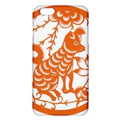Chinese Zodiac Dog Iphone 6 Plus/6s Plus Tpu Case by Onesevenart