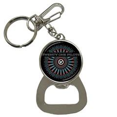 Twenty One Pilots Button Necklaces by Onesevenart