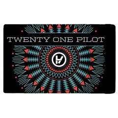 Twenty One Pilots Apple Ipad 3/4 Flip Case by Onesevenart