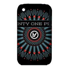 Twenty One Pilots Iphone 3s/3gs by Onesevenart
