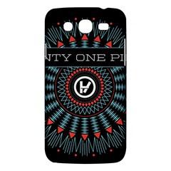 Twenty One Pilots Samsung Galaxy Mega 5 8 I9152 Hardshell Case  by Onesevenart