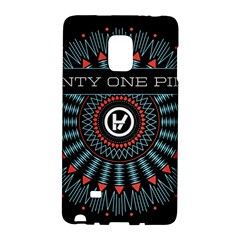 Twenty One Pilots Galaxy Note Edge by Onesevenart