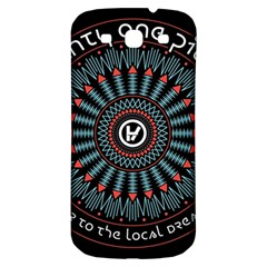 Twenty One Pilots Samsung Galaxy S3 S Iii Classic Hardshell Back Case by Onesevenart