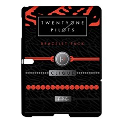 Twenty One Pilots Event Poster Samsung Galaxy Tab S (10 5 ) Hardshell Case  by Onesevenart
