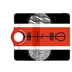Poster Twenty One Pilots Kindle Fire Hdx 8 9  Flip 360 Case by Onesevenart